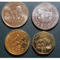 Tanzania pennies and...