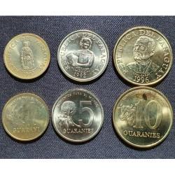 Paragvajus 1992-1996, 3...