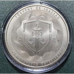 Vengrija 2000 forintų, 2021...