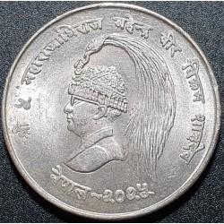 Nepalas 10 rupijų, 2025...
