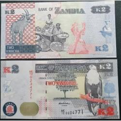 Zambija 2 kvačai, 2012 P-49a