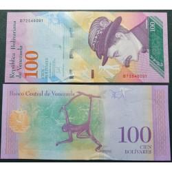 Venesuela 100 bolivarų,...