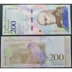 Venesuela 200 bolivarų,...