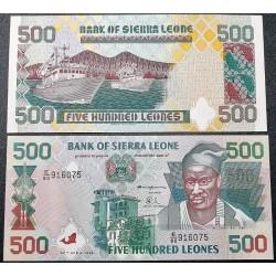 Siera Leonė 500 Leones,...