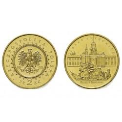 Lenkija 2 zlotai, 1999 Radzyn Podlaski