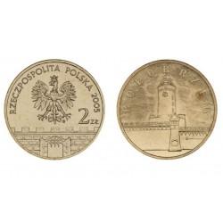 Lenkija 2 zlotai, 2005 Kolobrzeg