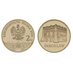 Lenkija 2 zlotai, 2006 Jaroslaw