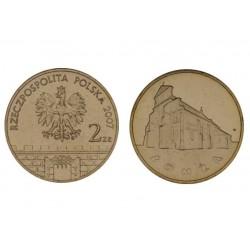 Lenkija 2 zlotai, 2007 Lomza