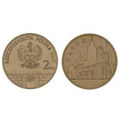 Lenkija 2 zlotai, 2007 Plock
