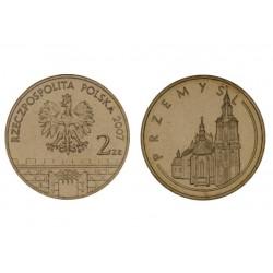 Lenkija 2 zlotai, 2007 Przemysl