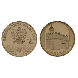 Lenkija 2 zlotai, 2007 Tarnow