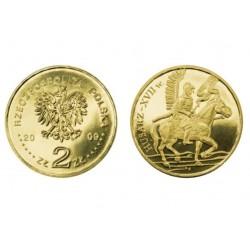 Lenkija 2 zlotai, 2009 Hussar
