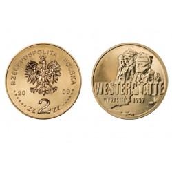 Lenkija 2 zlotai, 2009 Westerplatte
