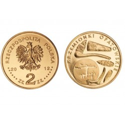 Lenkija 2 zlotai, 2012 Krzemionki Opatowskie