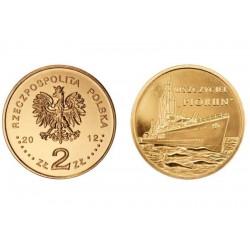 Lenkija 2 zlotai, 2012 Piorun
