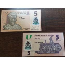 Nigerija 5 nairos, 2018 P-38i