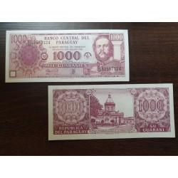 Paragvajus 1000 Guaranies, 2002 P-221