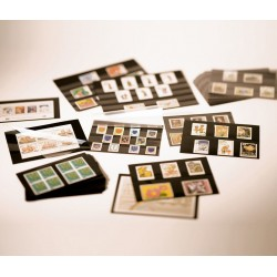 Cards for postage stamps...
