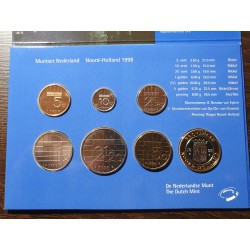 Dutch guilders and cents in...