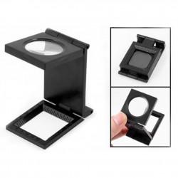 Folding magnification glass...
