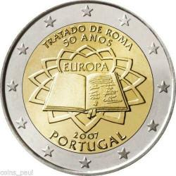 Portugalija 2 eurai, 2007 TOR