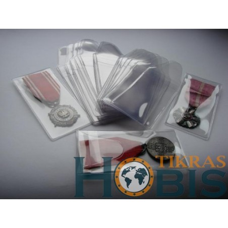 Worm (pocket, envelope) for one medal