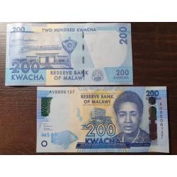 Malawi 200 kwachas, 2019 P-60e