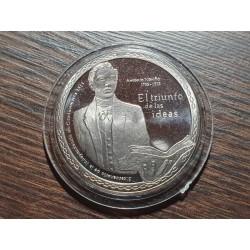 Colombia 5000 pesos, 2017...