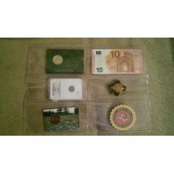 Įmautės 6 skyrių A4 formato ME6G (medaliams, kortelėms)