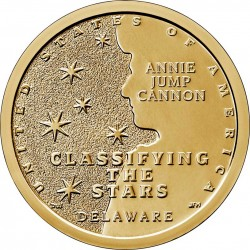 JAV 1 doleris, 2019 Annie Jump Cannon