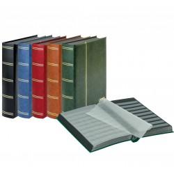 Pašto ženklų albumas Luxus Lindner 60 puslapių