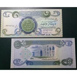 Irakas 1 dinaras, 1984 P-69a.3