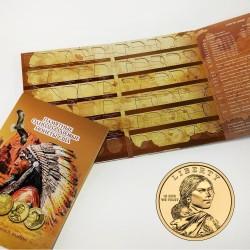 """Albumas JAV doleriams """"Indėnai"""""""