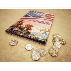 Albumas JAV doleriams...