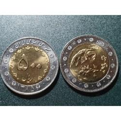 Iranas 500 rialų, 2006