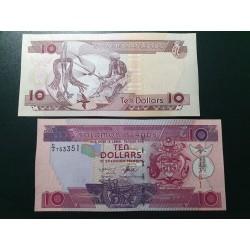 Saliamono salos 10 dolerių, 2005 P-27a.1