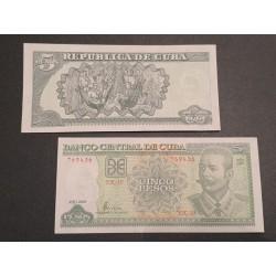 C 5 pesos, 2009 P-116k