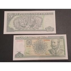 C 5 pesos, 2011 P-116l