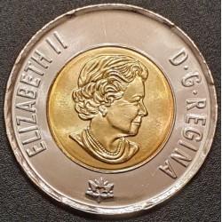Kanada 2 doleriai, 2017...