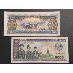 Laosas 1000 Kip, 2003 P-31b