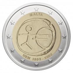 Malta 2 eurai, 2009 EMU