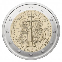 Slovakia 2 euro, 2013...