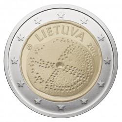 Lietuva 2 eurai, 2016 Baltų kultūra