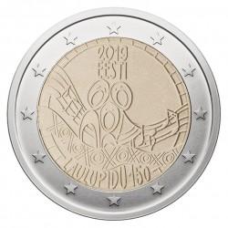Estija 2 eurai, 2019 Dainų šventė