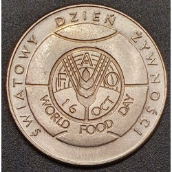 Lenkija 50 Zlotų, 1981 World food day