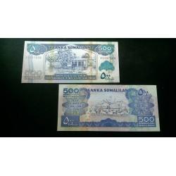 Somalilandas 500 šilingų, 2006 P-6f