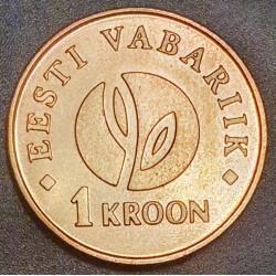 Estija 1 krona, 2008 90-ies metų sukaktis
