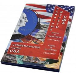 """Albumas JAV 1999-2009 ketvirčiams """"Valstijos"""" V4"""