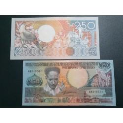 Surinamas 250 guldenų, 1988 P-134