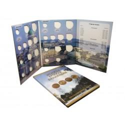 Albumas Aleksandro II ir Nikolajaus II monetoms